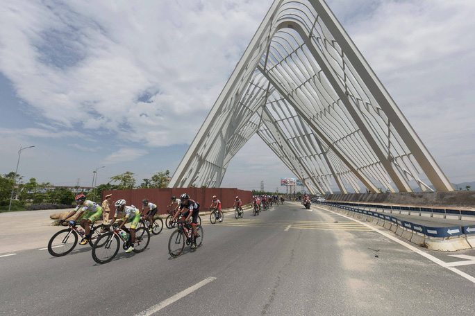 Các đội đua trong nước lên tiếng ở chặng 2 giải xe đạp quốc tế VTV Cúp 2019  - Ảnh 2.