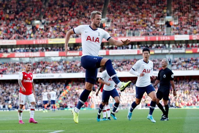 Rực lửa đại chiến, Tottenham rơi chiến thắng trước Arsenal - Ảnh 7.
