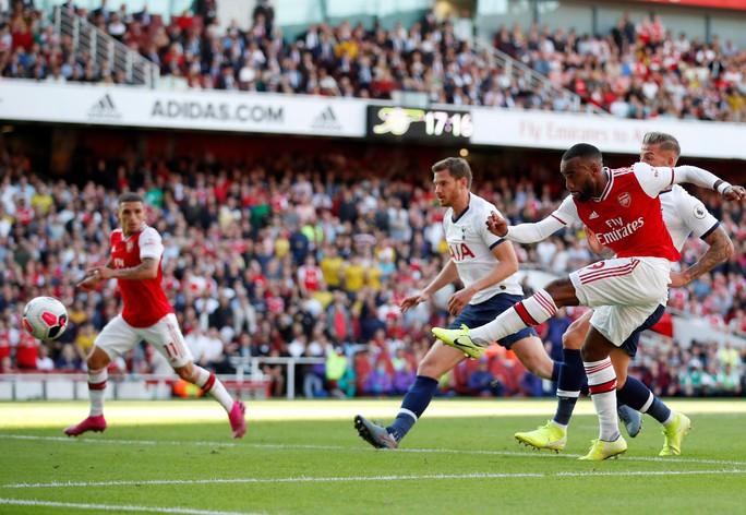Rực lửa đại chiến, Tottenham rơi chiến thắng trước Arsenal - Ảnh 8.