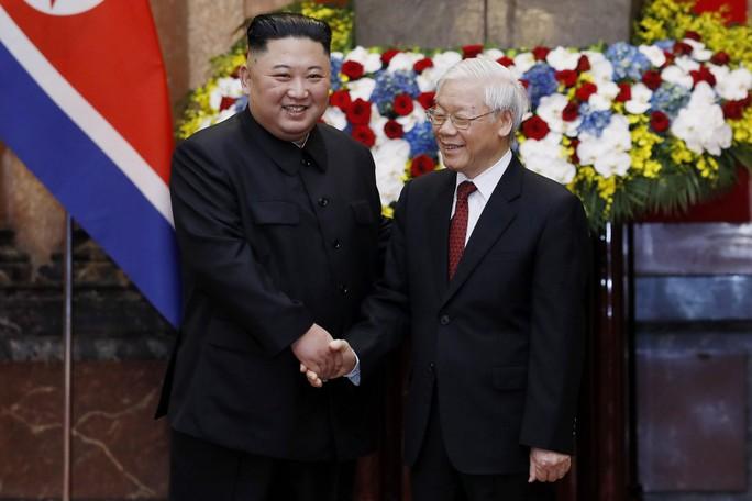 Ông Kim Jong-un chúc mừng Quốc khánh Việt Nam - Ảnh 1.