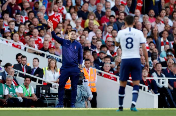 Rực lửa đại chiến, Tottenham rơi chiến thắng trước Arsenal - Ảnh 2.