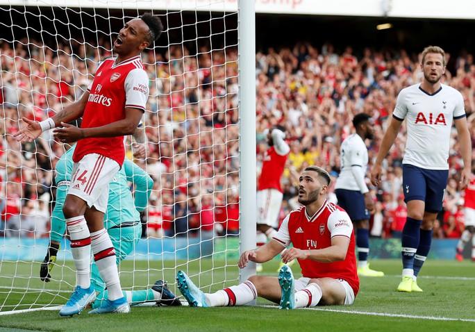 Rực lửa đại chiến, Tottenham rơi chiến thắng trước Arsenal - Ảnh 10.