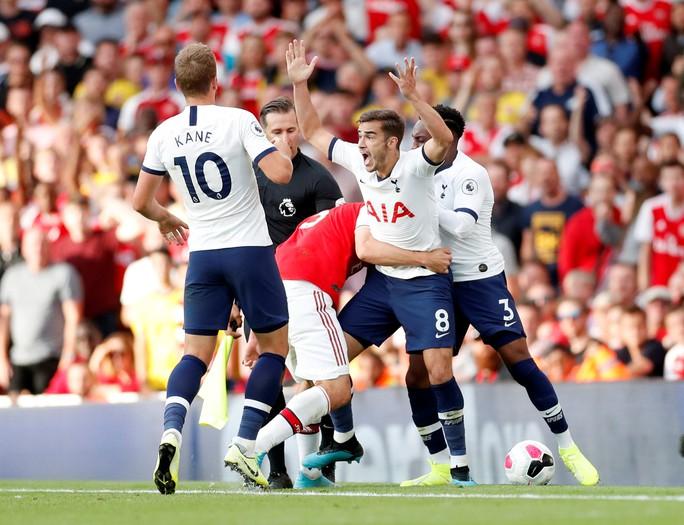 Rực lửa đại chiến, Tottenham rơi chiến thắng trước Arsenal - Ảnh 5.