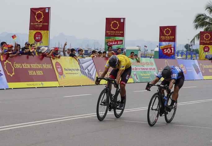 Các đội đua trong nước lên tiếng ở chặng 2 giải xe đạp quốc tế VTV Cúp 2019  - Ảnh 1.