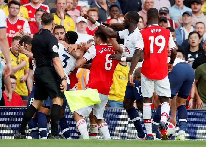 Rực lửa đại chiến, Tottenham rơi chiến thắng trước Arsenal - Ảnh 4.