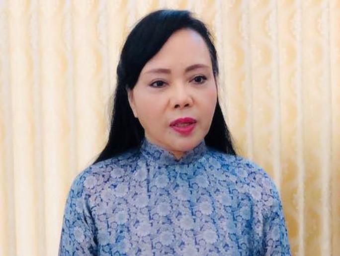 Bộ trưởng Nguyễn Thị Kim Tiến lên tiếng việc xử lý cán bộ vụ VN Pharma - Ảnh 1.