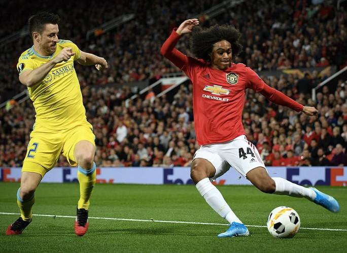 Sao 17 tuổi lập công, Man United vỡ òa chiến thắng - Ảnh 1.