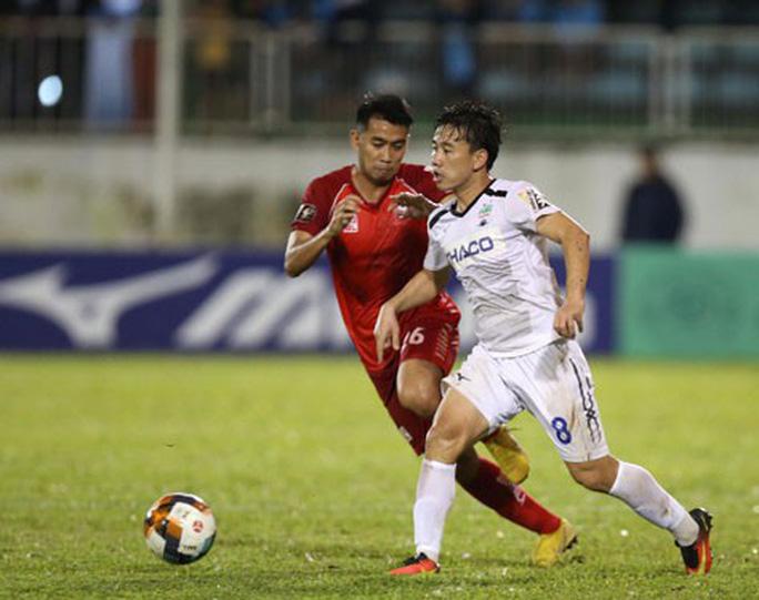 Trần Minh Vương không mơ mộng lên tuyển - Ảnh 1.