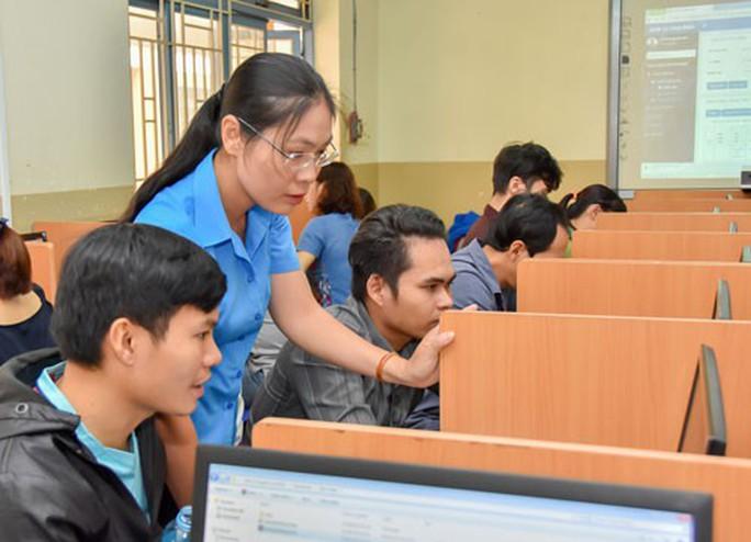 Tập huấn quản lý đoàn viên bằng phần mềm - Ảnh 1.