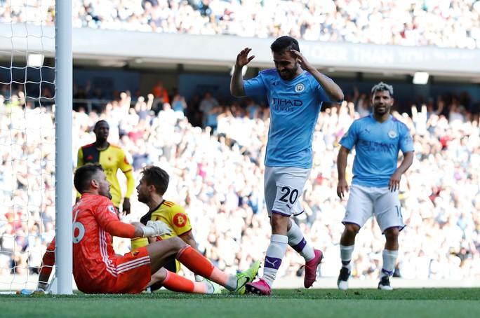 Man City dội mưa bàn thắng, Watford thảm bại kinh hoàng 0-8 - Ảnh 4.