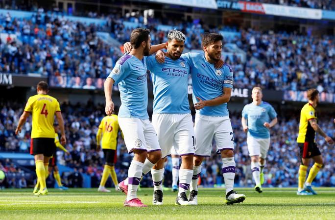 Man City dội mưa bàn thắng, Watford thảm bại kinh hoàng 0-8 - Ảnh 3.