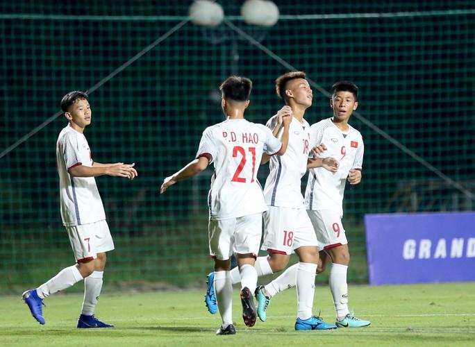 Thua đáng tiếc Úc, U16 Việt Nam chậm lấy suất dự VCK U16 châu Á 2020 - Ảnh 2.