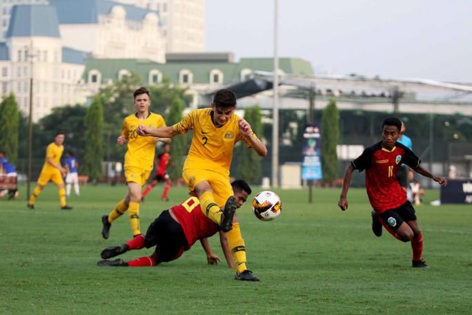 Thua đáng tiếc Úc, U16 Việt Nam chậm lấy suất dự VCK U16 châu Á 2020 - Ảnh 1.