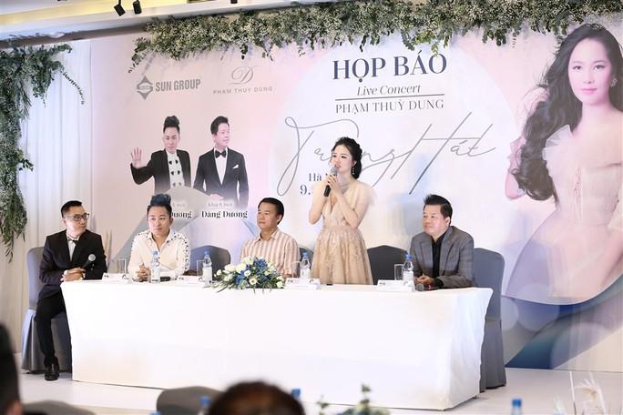 Nhạc sĩ Trần Mạnh Hùng: Tôi tin rằng Phạm Thùy Dung có tố chất của một nghệ sĩ - Ảnh 2.