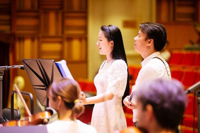Nhạc sĩ Trần Mạnh Hùng: Tôi tin rằng Phạm Thùy Dung có tố chất của một nghệ sĩ - Ảnh 1.