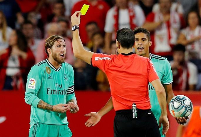 Karim Benzema cứu Zidane, Real Madrid lên nhì bảng La Liga - Ảnh 7.