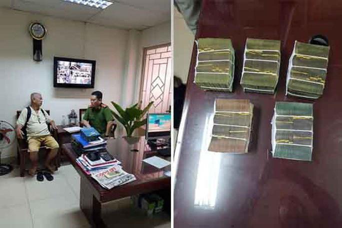 Triệt phá đường dây đánh bạc xuyên quốc gia hơn ngàn tỉ đồng - Ảnh 1.