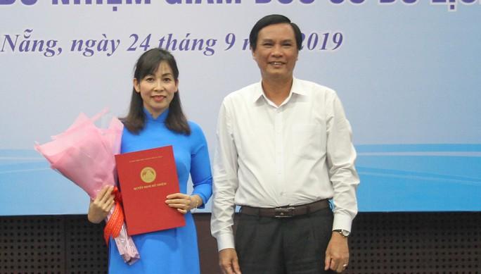 Đà Nẵng bổ nhiệm nữ Giám đốc Sở Du lịch - Ảnh 1.