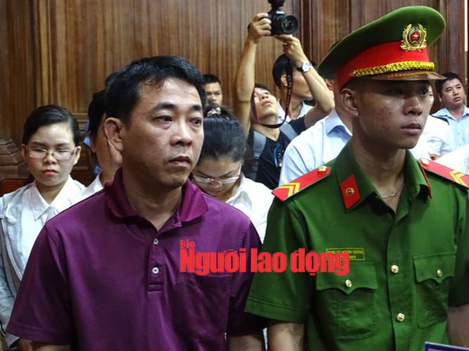 Chánh tòa hình sự bóc mẽ từng hành vi của cựu sếp VN Pharma - Ảnh 1.