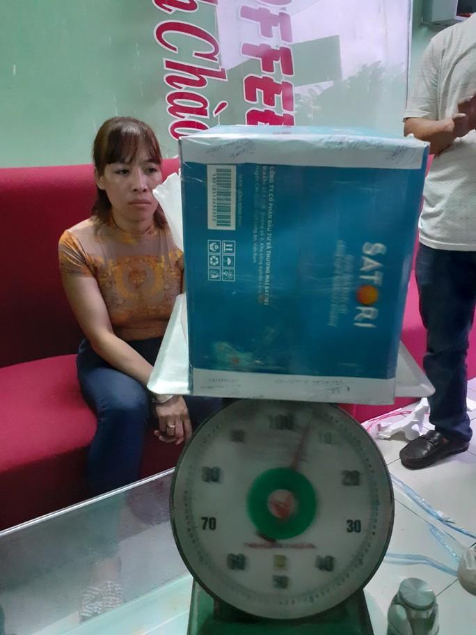 Bắt đối tượng chuyển hàng ngàn viên ma túy từ Lào về Việt Nam - Ảnh 2.