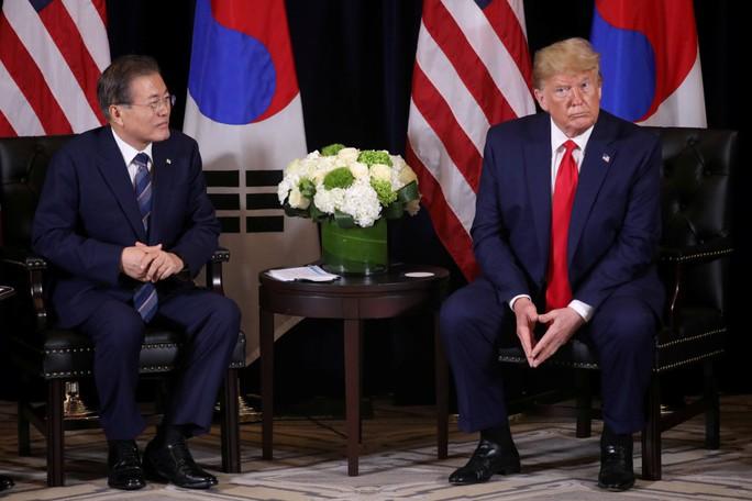 Tổng thống Trump: Tôi sẽ được Giải Nobel Hòa bình nếu có công bằng - Ảnh 1.