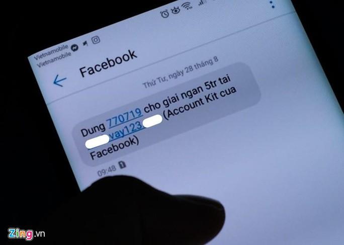 Bị chặn mã OTP, nhiều người dùng không vào được Facebook, Instagram - Ảnh 1.
