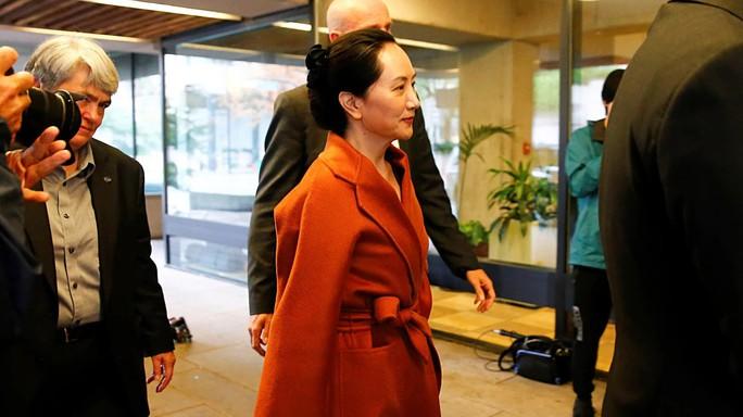 """Liệu có mờ ám trong vụ bắt giữ """"công chúa Huawei""""? - Ảnh 1."""