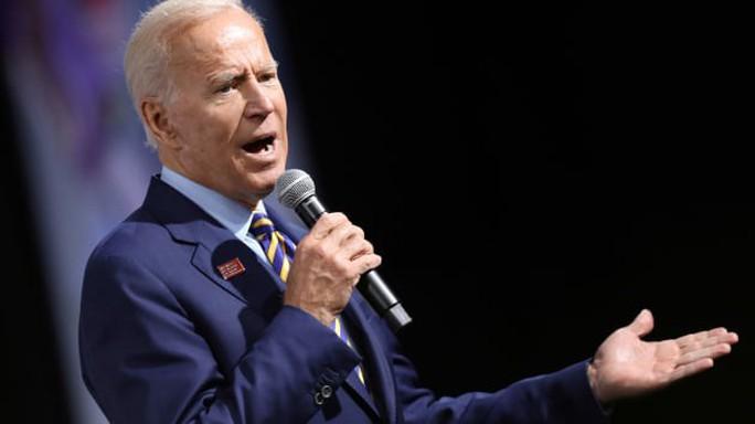 Ông Biden kêu gọi điều tra luận tội Tổng thống Trump - Ảnh 1.