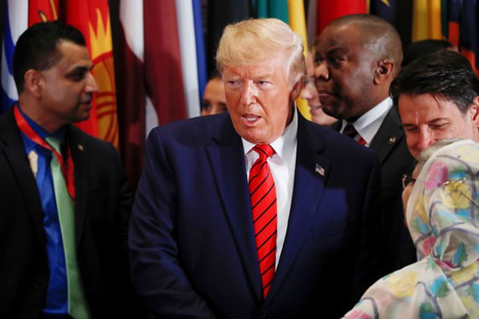 Tổng thống Donald Trump bị điều tra luận tội - Ảnh 1.