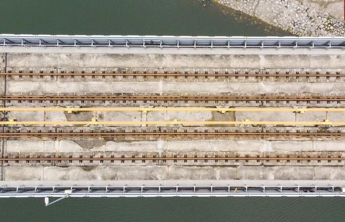 Cận cảnh đường sắt Cát Linh-Hà Đông tiến độ kiểu rùa bò hơn thập kỷ - Ảnh 12.