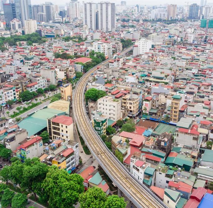 Cận cảnh đường sắt Cát Linh-Hà Đông tiến độ kiểu rùa bò hơn thập kỷ - Ảnh 16.
