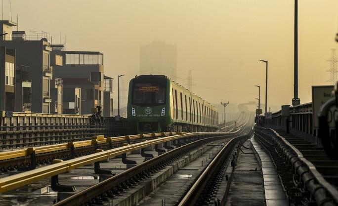 Cận cảnh đường sắt Cát Linh-Hà Đông tiến độ kiểu rùa bò hơn thập kỷ - Ảnh 17.