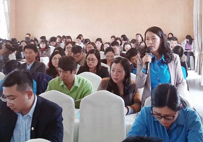 Lâm Đồng: Kiến nghị quyền nghỉ hưu sớm cho người lao động - Ảnh 1.