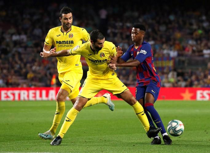 Messi tái xuất và chấn thương, Barcelona lo phát sốt ở Nou Camp - Ảnh 9.