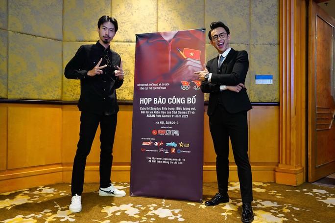 Ca sĩ triệu view Đen Vâu đua sáng tác bài hát cho SEA Games - Ảnh 2.