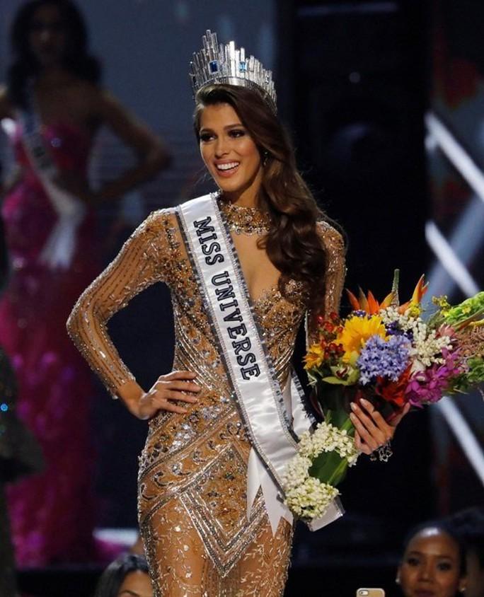 Kết quả cuộc thi Hoa hậu Hoàn vũ bị dàn xếp? - Ảnh 2.