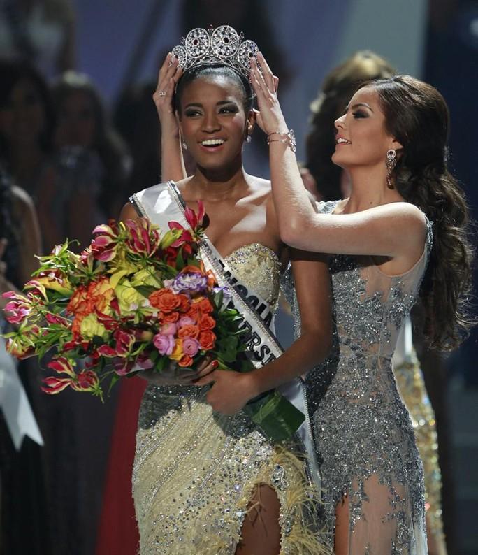 Kết quả cuộc thi Hoa hậu Hoàn vũ bị dàn xếp? - Ảnh 3.