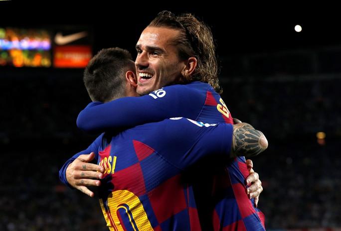 Messi tái xuất và chấn thương, Barcelona lo phát sốt ở Nou Camp - Ảnh 4.