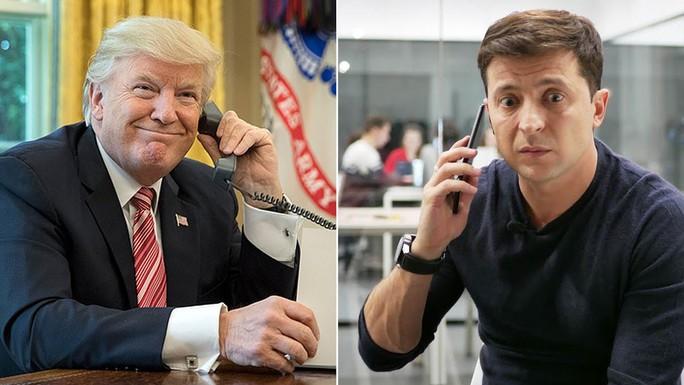 Tổng thống Donald Trump bị điều tra luận tội: Vì sao cuộc điện đàm với Ukraine trở nên nghiêm trọng? - Ảnh 1.