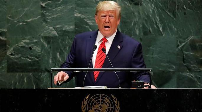 Ông Trump cấm các quan chức Venezuela vào Mỹ - Ảnh 1.