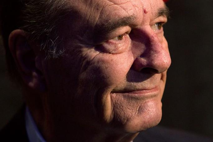 Cựu Tổng thống Pháp Jacques Chirac qua đời - Ảnh 1.