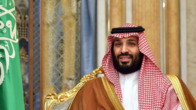 Thái tử Ả Rập Saudi chứng kiến vụ giết nhà báo Khashoggi - Ảnh 1.