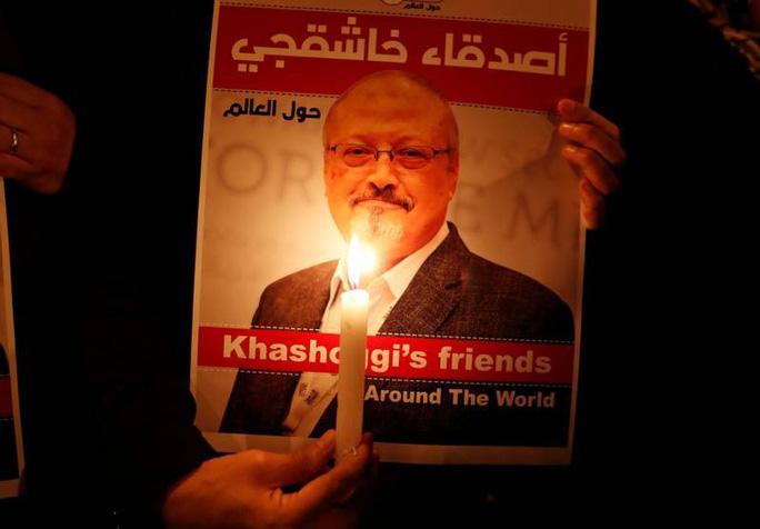 Thái tử Ả Rập Saudi chứng kiến vụ giết nhà báo Khashoggi - Ảnh 2.