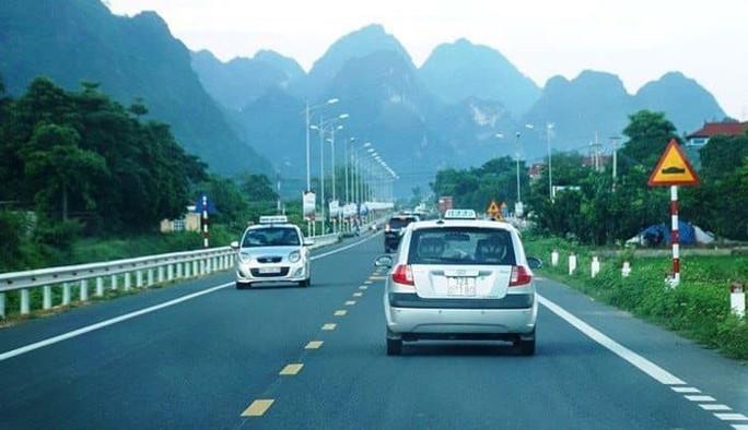 Đường cao tốc Bắc Giang-Lạng Sơn trước giờ G thông xe - Ảnh 6.