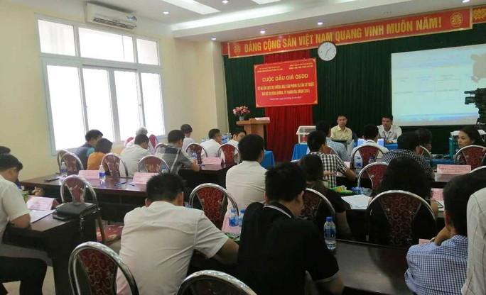 Trúng thầu 1.215 tỉ đồng, mặt bằng đất vàng ở Thanh Hóa làm lợi cho ngân sách thêm 548 tỉ đồng - Ảnh 1.