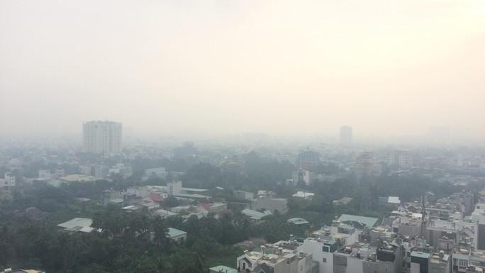 Không khí ở TP HCM đang gây hại trực tiếp đến sức khỏe - Ảnh 3.
