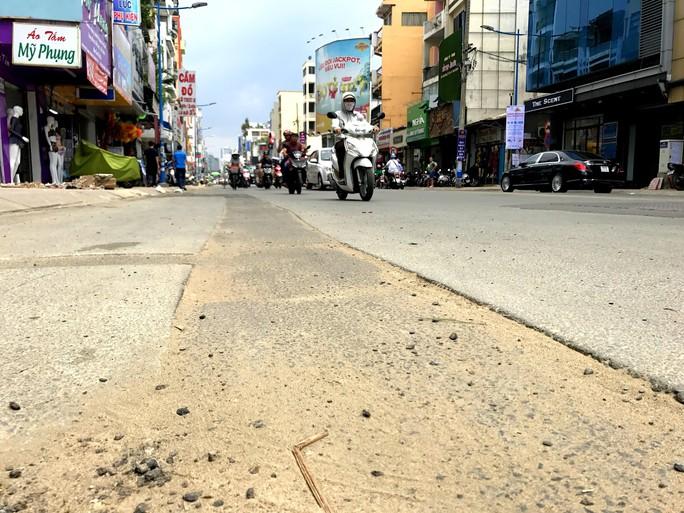 Điện lực Sài Gòn nhận trách nhiệm và xin lỗi vì thi công đào đường cẩu thả - Ảnh 1.