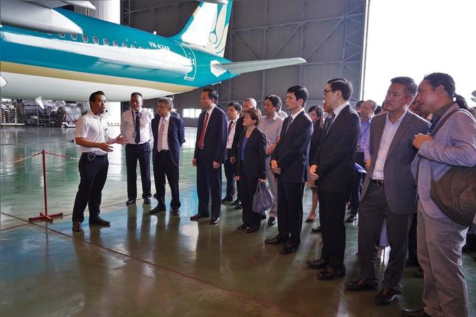 Ra mắt Công ty liên doanh bảo dưỡng, sửa chữa thiết bị máy bay đầu tiên tại Việt Nam - Ảnh 1.