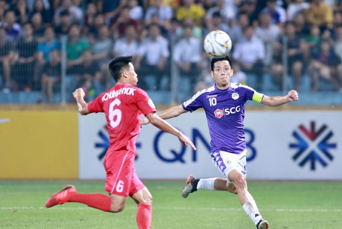 Trận derby thủ đô kết thúc với kết quả hòa nhàm chán - Ảnh 1.