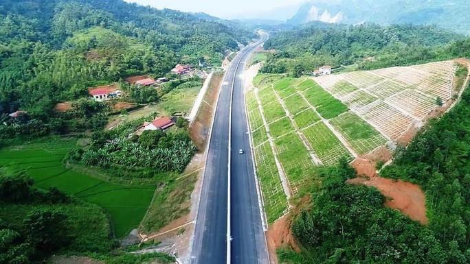 Đường cao tốc Bắc Giang-Lạng Sơn trước giờ G thông xe - Ảnh 5.